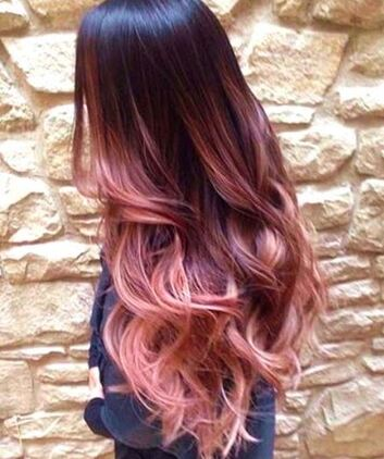 ombre hair color madison IN